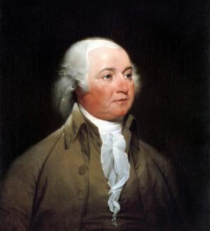 John Adams by John Trumbull, c. 1792-93