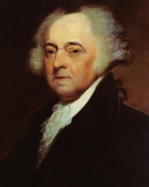 John Adams by Asher B. Durand